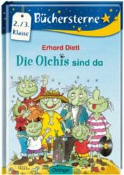 158-23351 Die Olchis sind da  Kinderbuch