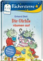 158-23597 Die Olchis räumen auf  Kinderb