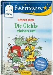 158-23634 Die Olchis ziehen um Kinderbuc