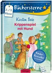 158-24327 Krippenspiel mit Hund Kinderbu