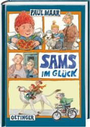 158-42901 Sams im Glück Kinderbuch, Gebu
