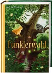 158-48071 Funklerwald Kinderbuch, Gebund