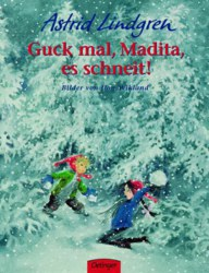 158-60356 Guck mal, Madita, es schneit!