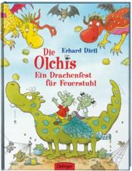 158-64224 Die Olchis - Ein Drachenfest f