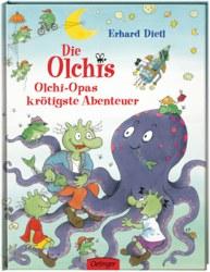 158-64279 Die Olchis - Olchi-Opas krötig