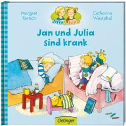 158-71659 Jan und Julia sind krank Kinde