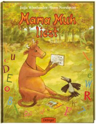 158-73363 Mama Muh liest Kinderbuch