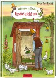 158-79099 Findus zieht um Kinderbuch