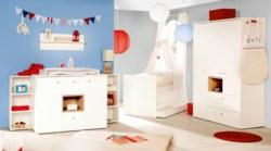 159-72103 Kinderzimmer-Set Boxx 3-teil
