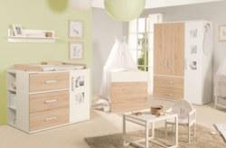 159-72601 Kinderzimmer-Set Pepe 3-teil