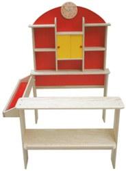 159-9293 Kaufladen mit Schiebetüren, oh