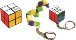 165-00728 Rubik's Cube Schlüsselanhänger