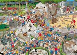 165-01491 Jan van Haasteren - Im Zoo Jum