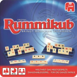 165-03973 Rummikub in Metalldose Jumbo S