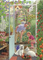 165-11115 Through the Greenhouse Door -