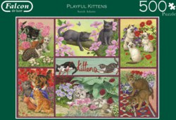165-11211 Playful Kittens Katzen Falcon
