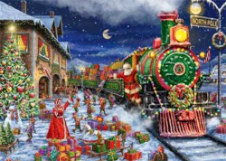 165-11268 Santa´s Train Journey Falcon P
