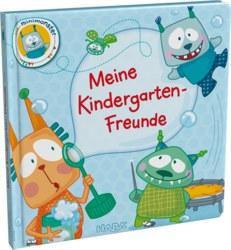 166-300199 Freundebuch Minimonster