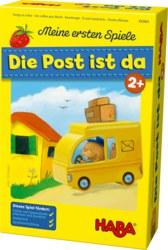 166-300964 MES Die Post ist da!