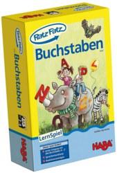 166-4536 Ratz Fatz - Buchstaben