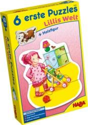 166-5940 6 erste Puzzle - Lillis Welt