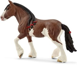 167-13809 Clydesdale Stute