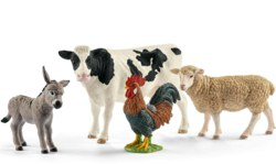 167-42385 Schleich Farm World Starter-Se