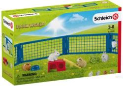 167-42500 Zuhause für Kaninchen und Meer