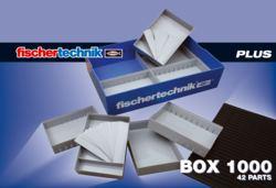 177-30383 Box 1000 Baukasten fischertech