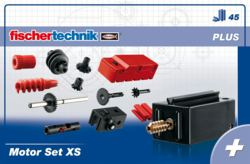 177-505281 Motor Set XS Baukasten fischer
