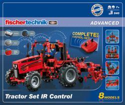 177-524325 Traktor Set IR Control fischer