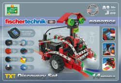 177-524328 ROBOTICS TXT Discovery Set, fi