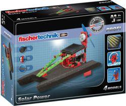 177-533875 Profi Solar Power fischertechn