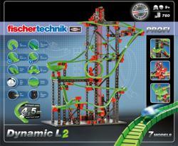 177-536621 Profi Dynamic L 2 fischertechn