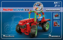 177-544617 ADVANCED Tractors fischertechn