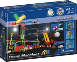 177-551588 ADVANCED Funny Machines fische
