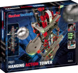 177-554460 Hanging Action Tower - Kugelba
