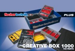 177-91082 Creative Box 1000, 700 Bauteil