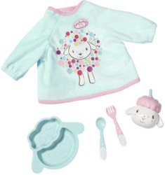 181-702024 Baby Annabell® Lunch Time Set