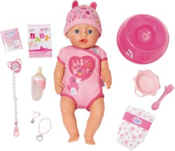 181-824368 BABY born Soft Touch Girl 43cm