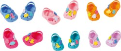 181-824597 BABY born Clogs mit Pins Zapf