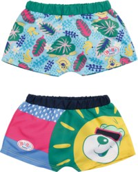 181-828298 BABY born Holiday Badeshorts