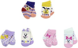 181-828304 BABY born Socken Zapf Creation