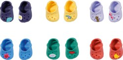 181-828311 BABY born Holiday Clogs mit Pi