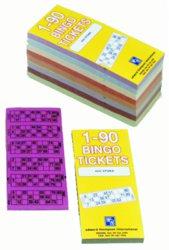 187-360201 Bingo 1-90 Ersatzblock Longfie