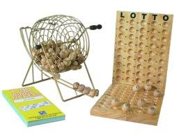 187-360567 Großes Bingo-Spiel mit Ziehung