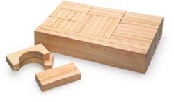 189-41022 Holz Bausteine Maxi Spielstein