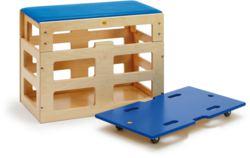 189-44484 Sportbox mit Aufsatz