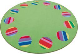 189-51150 Teppich Circlelino, 300cm Ki