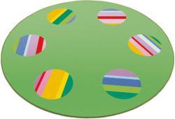 189-51169 Teppich Circelino, 180 cm Spie